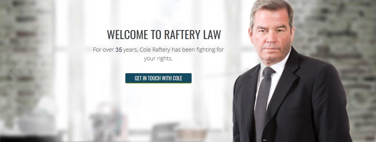 Contact Criminal Lawyer Cole Raftery